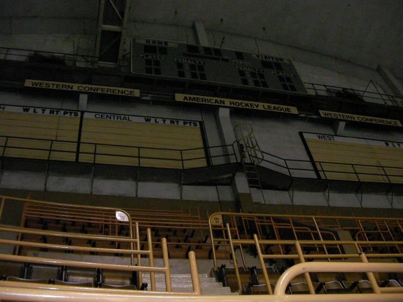 Hersheypark Arena 2009