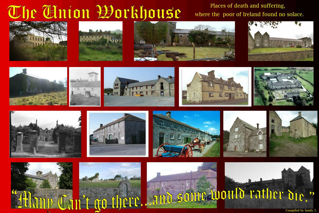 THE UNION WORKHOUSE