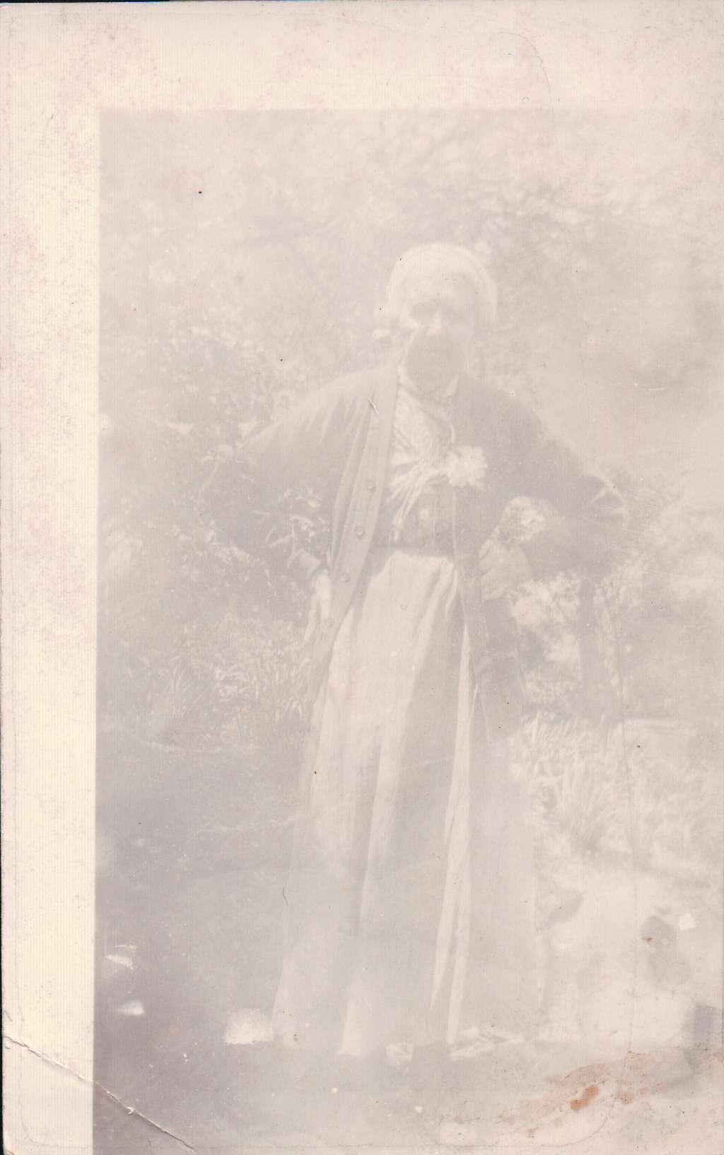 Catharine (Fisher) Clapper Hawn (1847-1934)