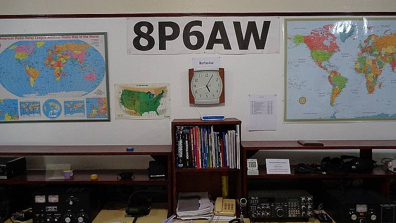 Clubhouse Repeater Call Sign