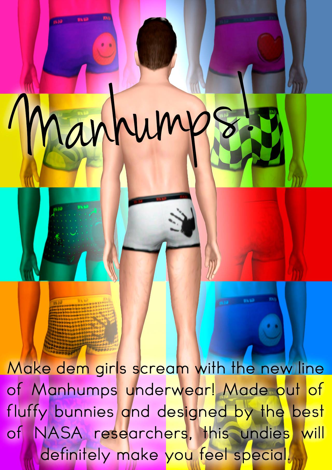 Manhumps by Gus