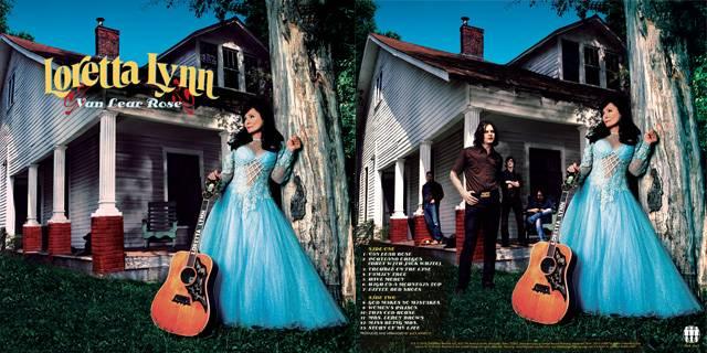 Van Lear Rose LP August 2011