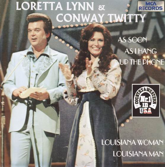 Conway and Loretta German EP 1981