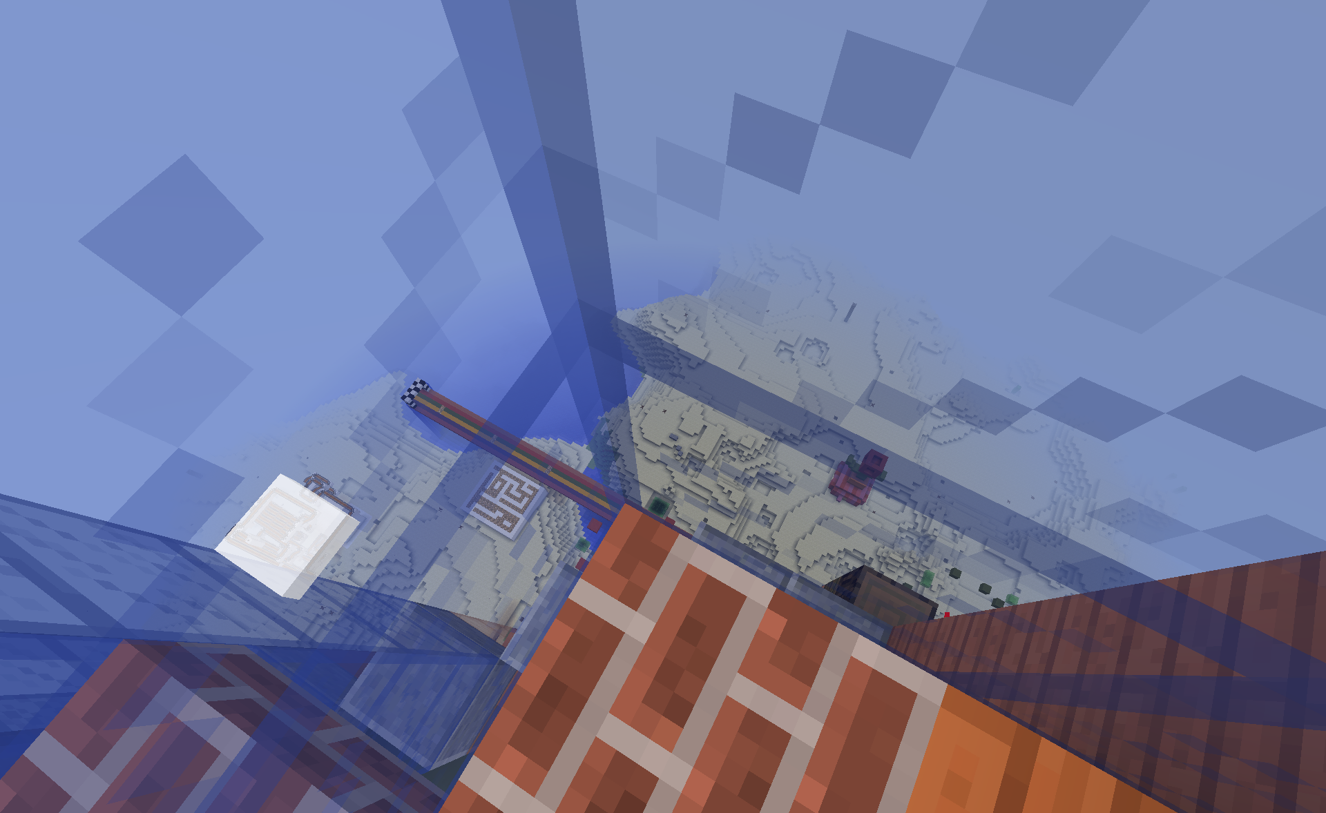 Snapshot server's Spawn on Valentine's Day 2014