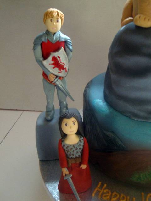 Narnia Kids, Peter and Lucy(SP020)