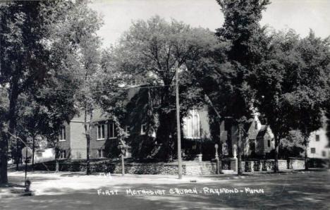 First Methodist Church, Raymond, 1959