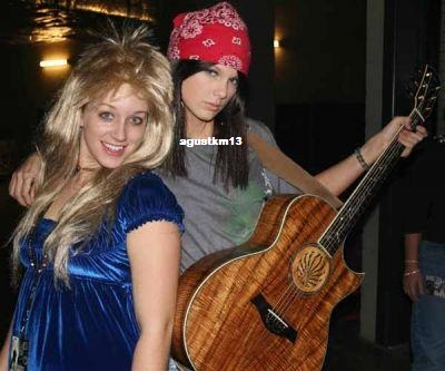 Taylor and Emily
