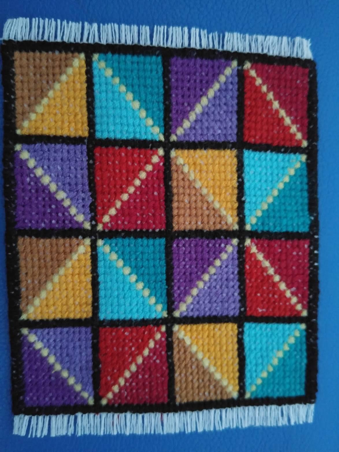 Made a little rug