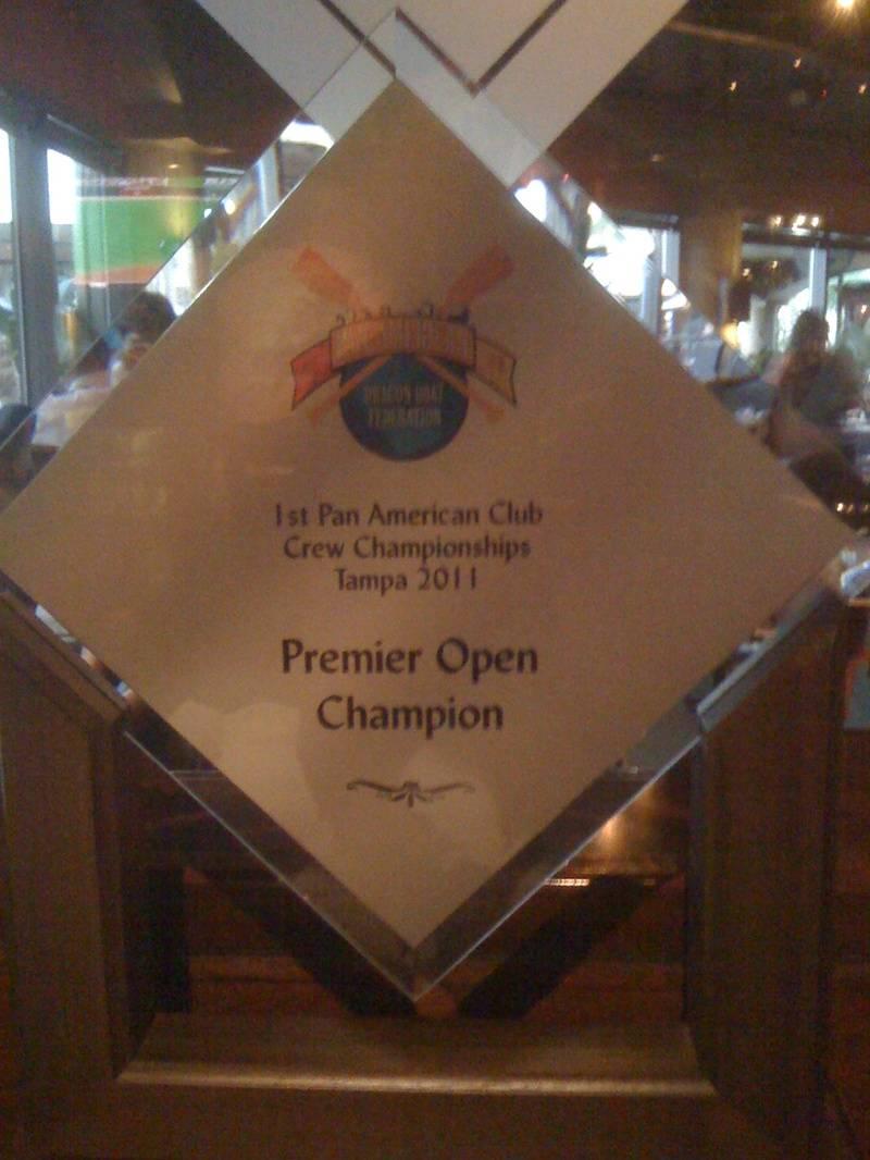 Premier Open Champions!!!