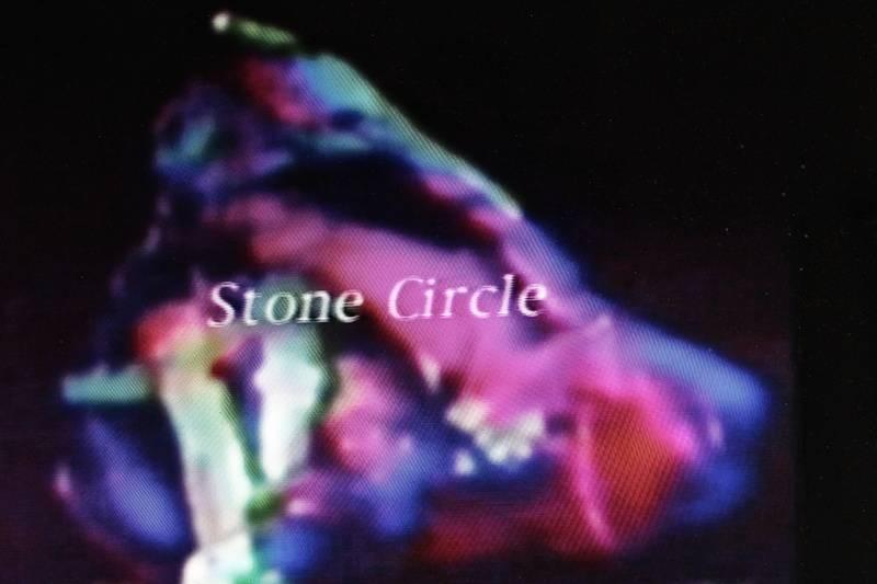 """Stone circle"" Tokyo 1995"