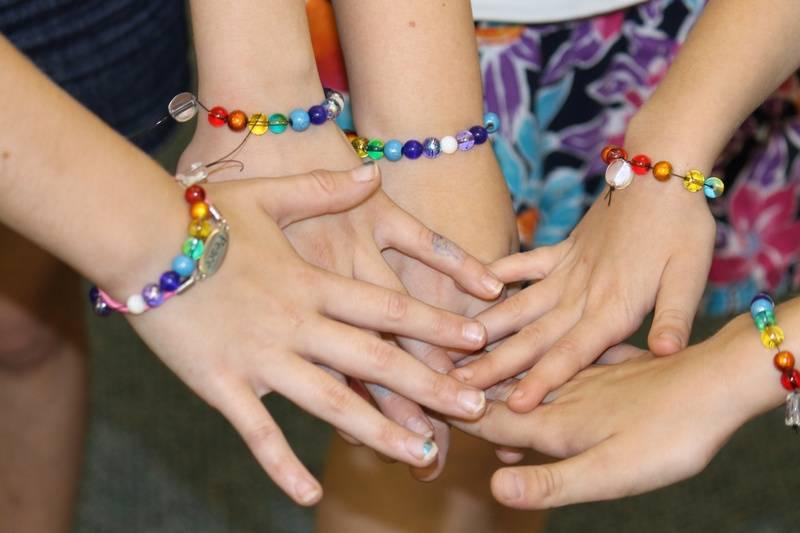 Peace Mala Bracelets