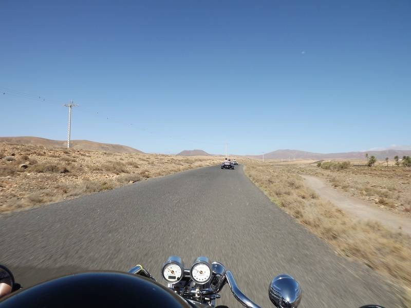 What could be nicer than an open road?