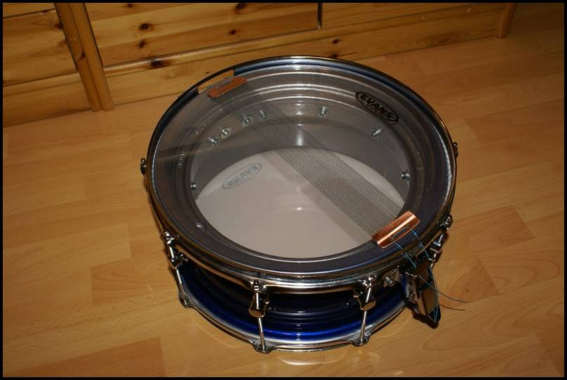 Ford snare bottom