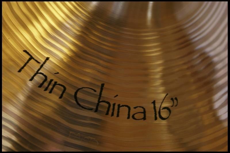 """Paiste Symphonic Thin China 16"""""""