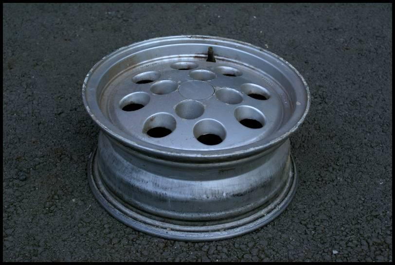 Wheel Ford XR2