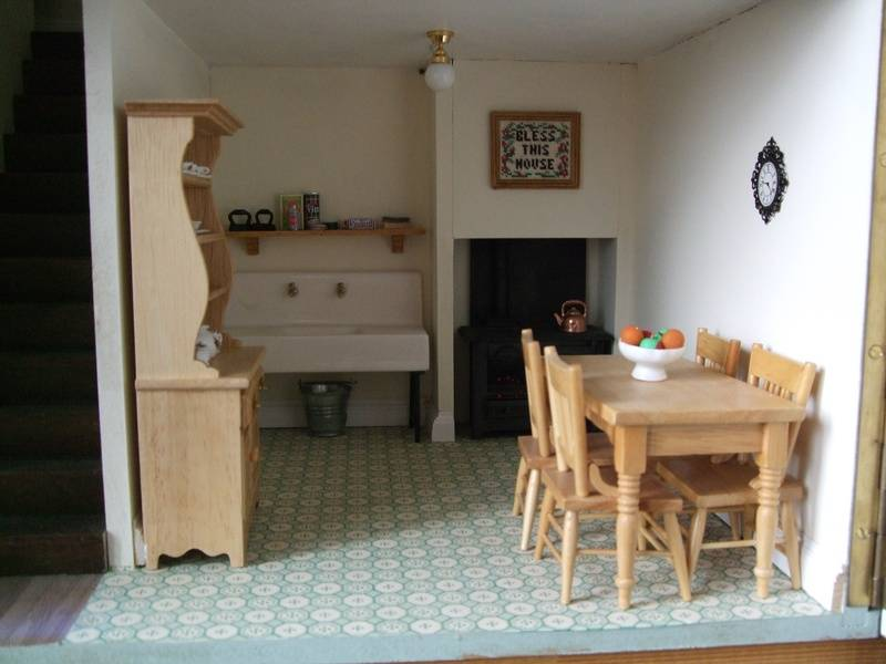 Sampler added to kitchen