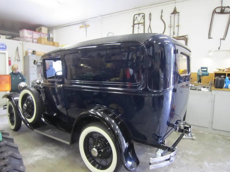 1931 Sedan Delivery