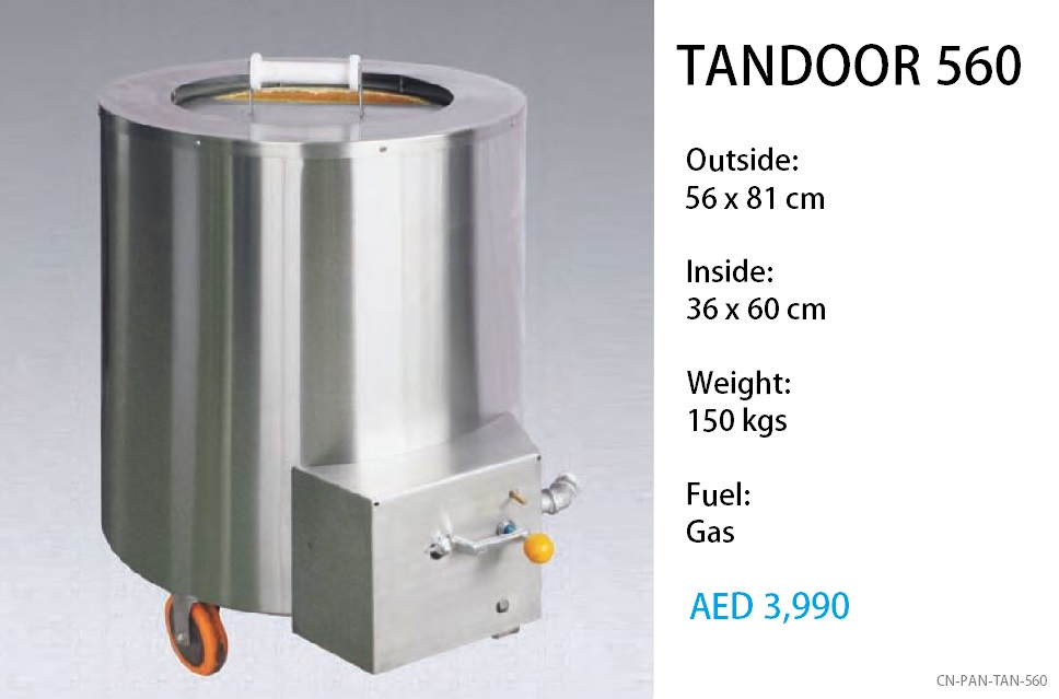 Tandoor - Gas Fired