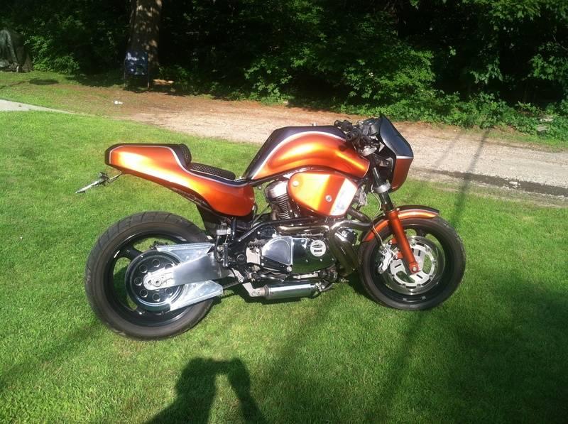 New Harley scheme