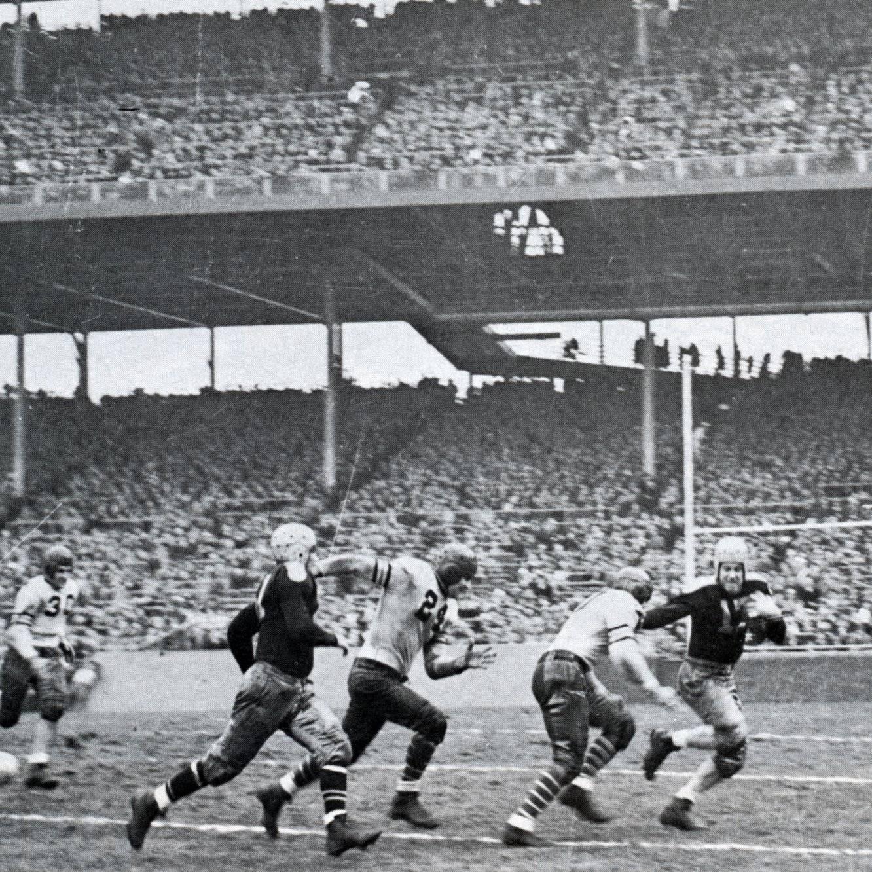 1940's Wrigley Field