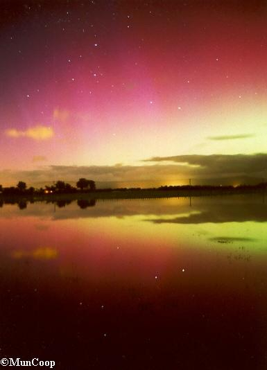 The Great Auroral Storm of Nov 24th, 2001