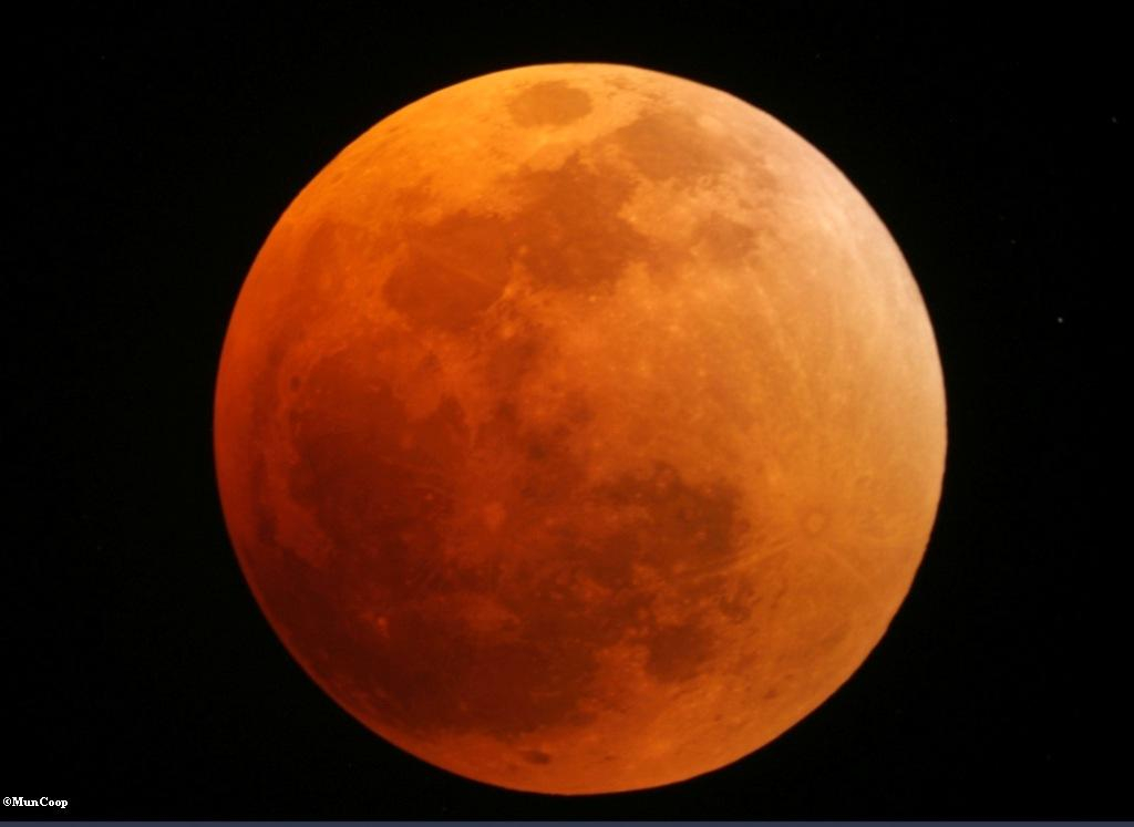 Total Lunar Eclipse, August 28th, 2007