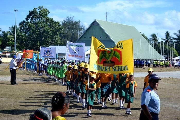 Bareaumai Primary School