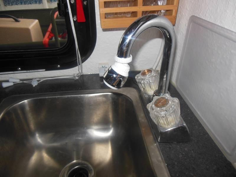 Kitchen Faucet Solution