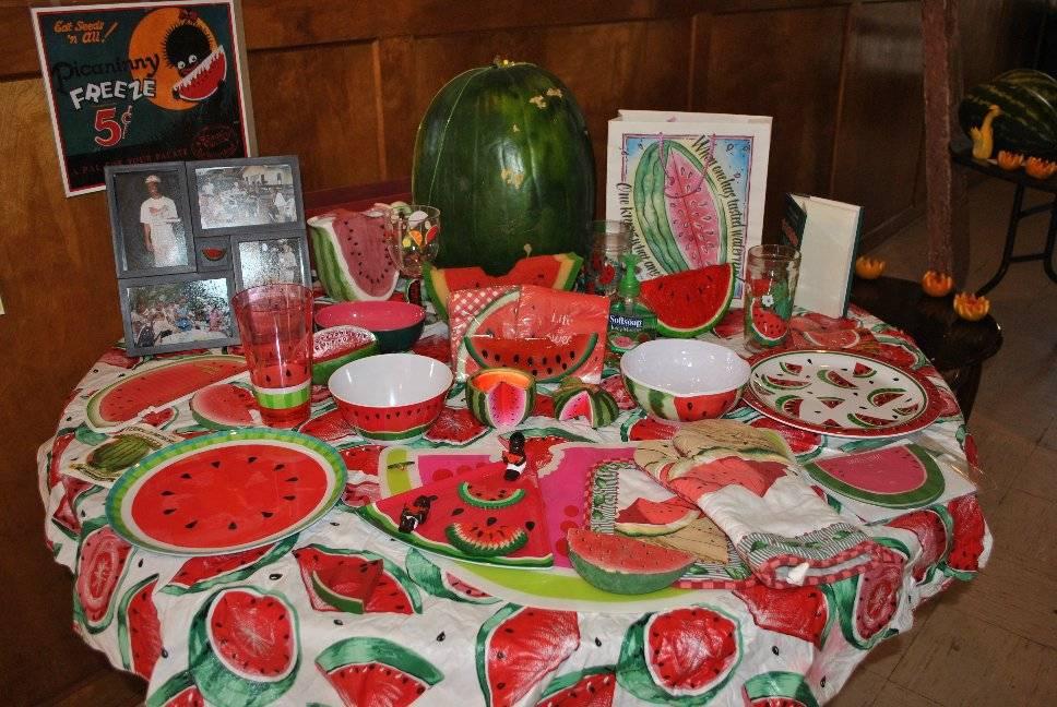Jumoke's Watermelon Party