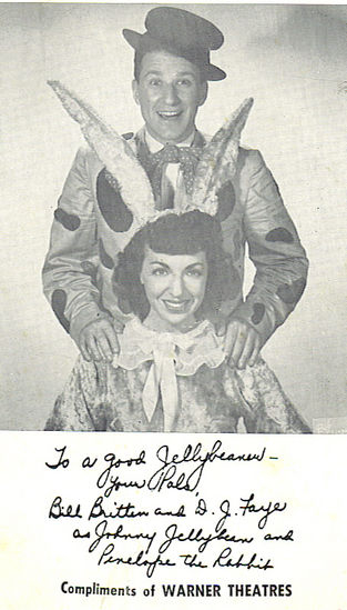Johnny Jellybean