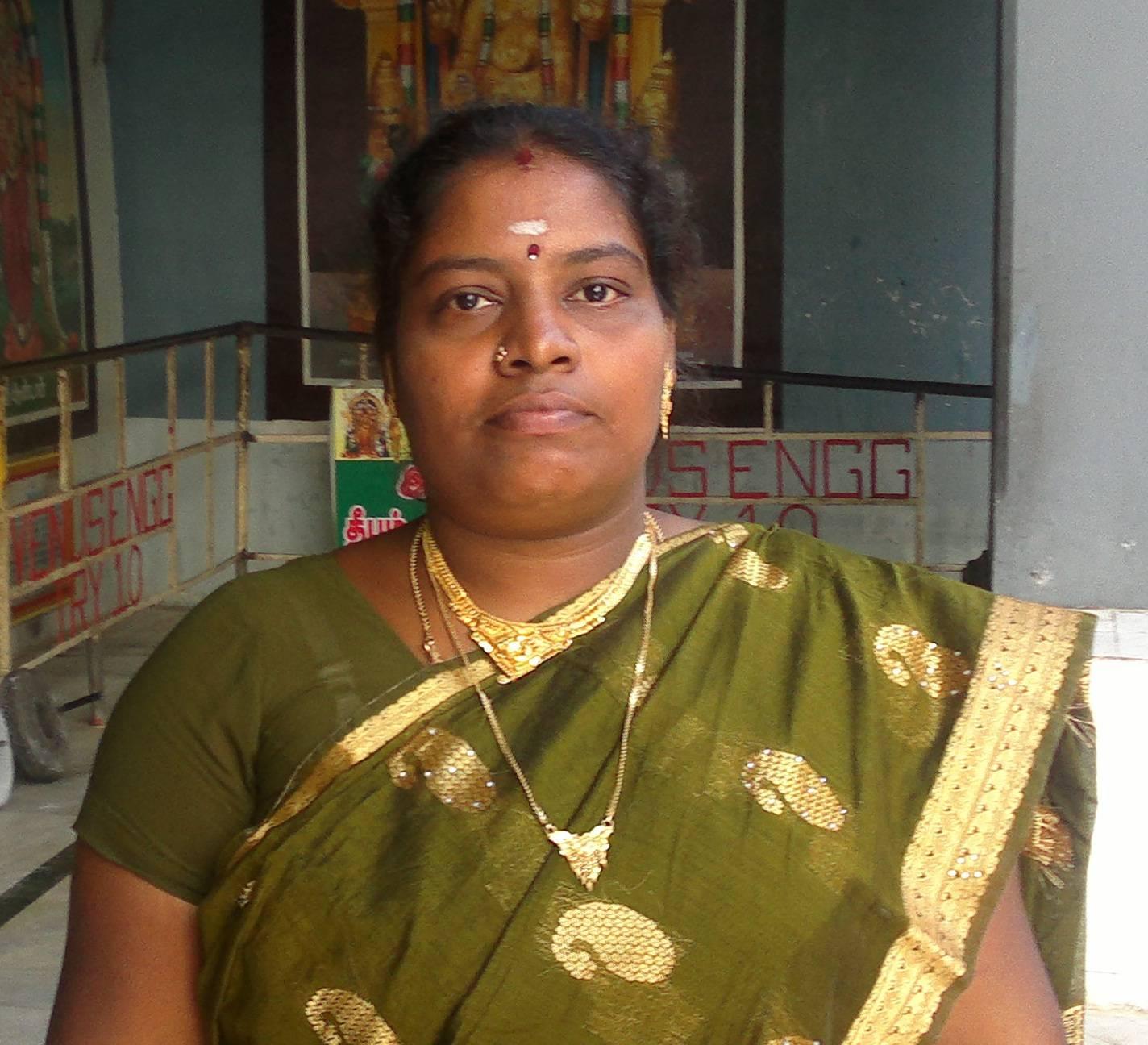 Sivakami Mathi