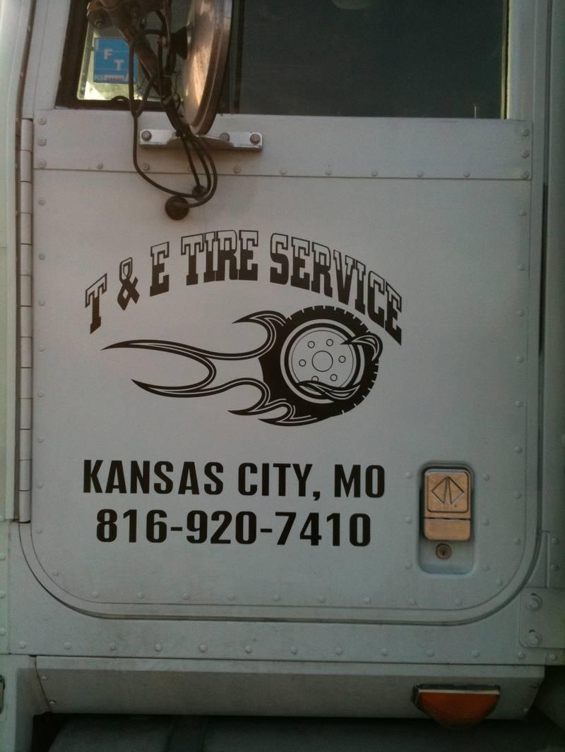T&E Tire Service