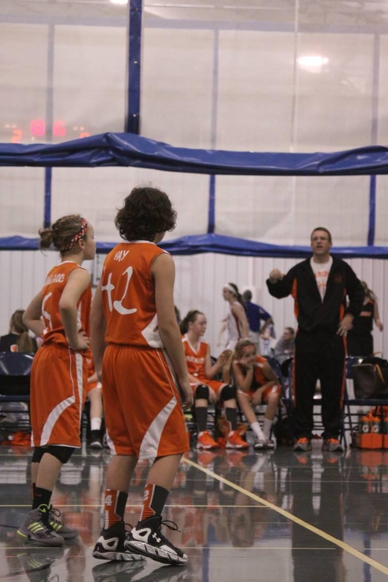 Micah and Jade get coaching