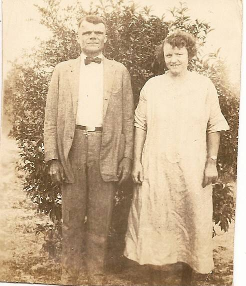 Parents of Flora Dell Smith Baxley
