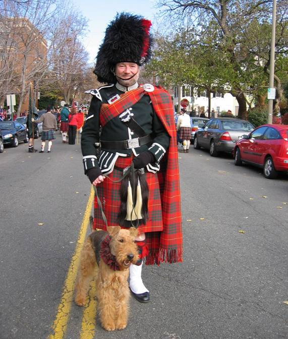 2010 Scottish Parade