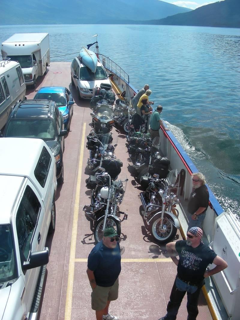Balfour/Crawford Bay Ferry