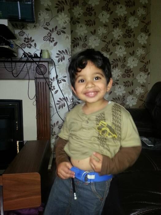 my handsum boy Anas