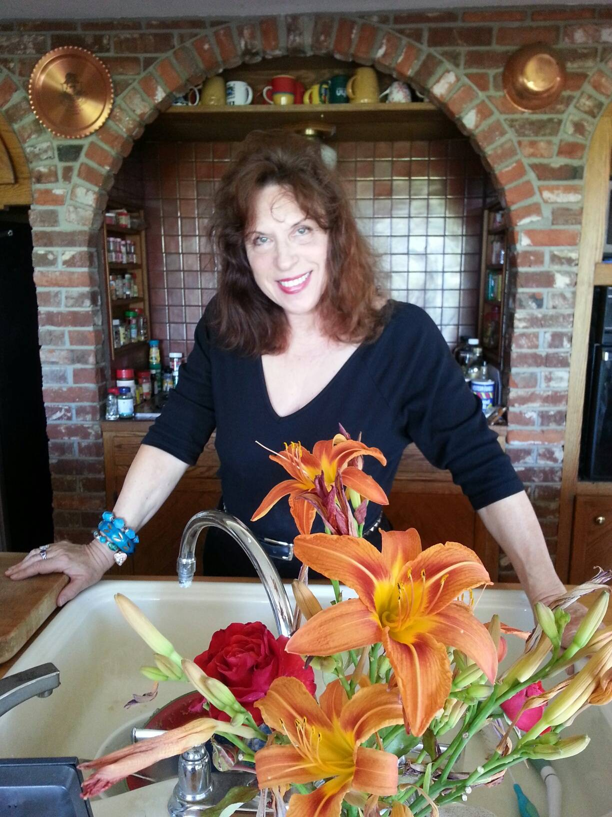 Kathie at Home 2014