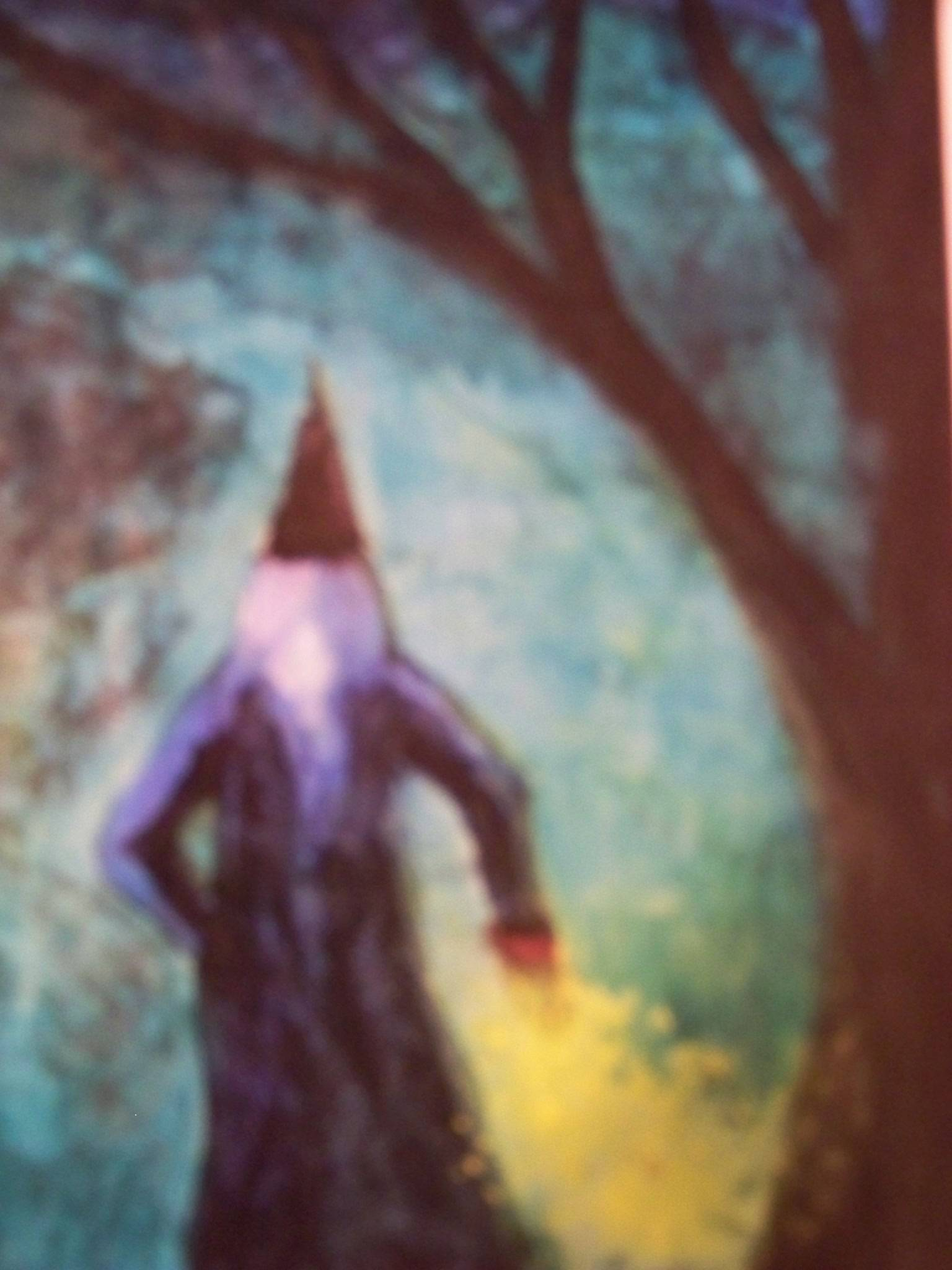 Wizard in the park