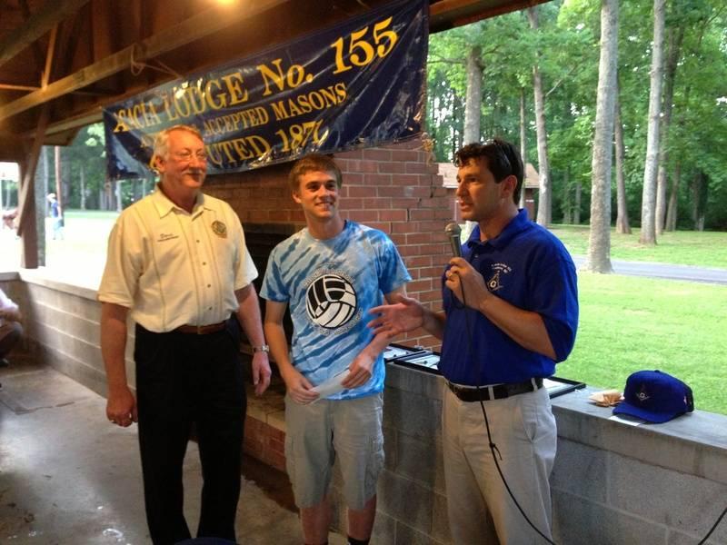 Grand Lodge Scholarship Winner