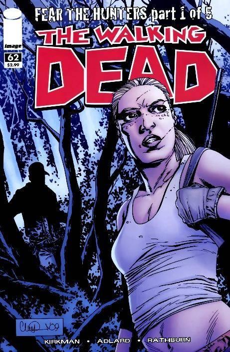 The Walking Dead # 62