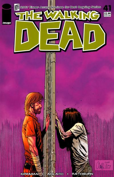 The Walking Dead # 41
