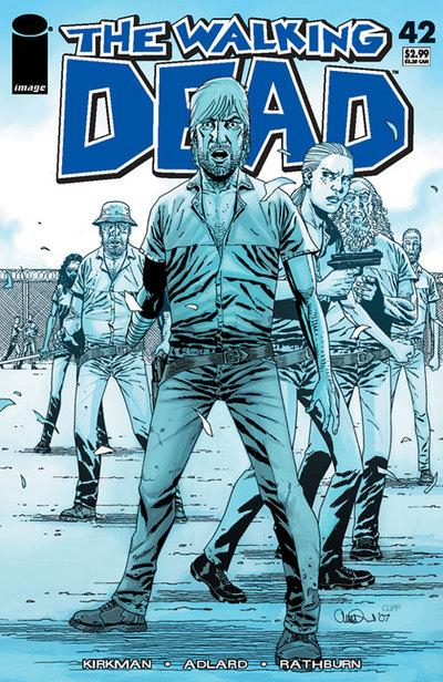 The Walking Dead # 42