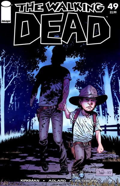 The Walking Dead # 49