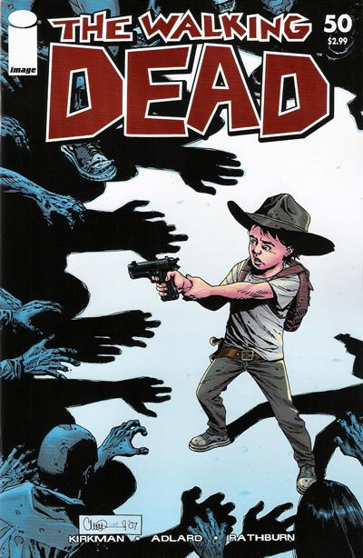 The Walking Dead # 50