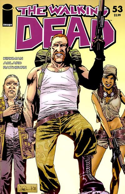 The Walking Dead # 53