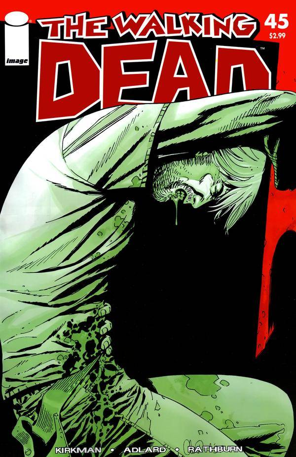 The Walking Dead # 45