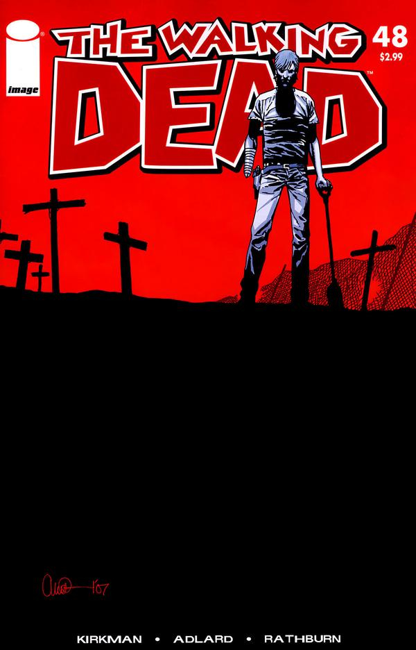 The Walking Dead # 48