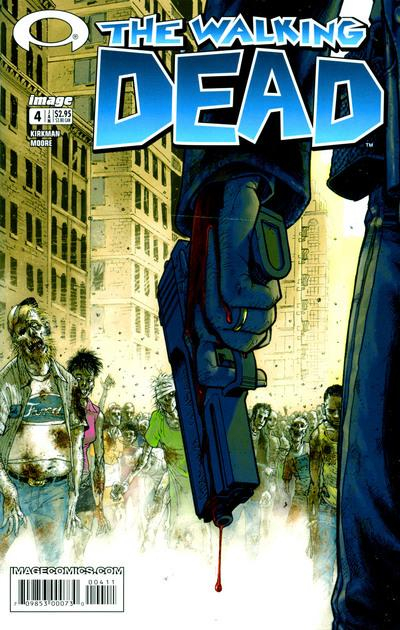 The Walking Dead # 4