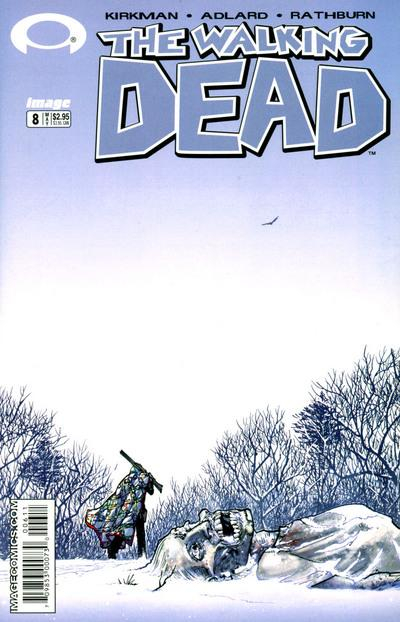 The Walking Dead # 8